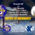 Marquette Hockey Finishes Semester In Style
